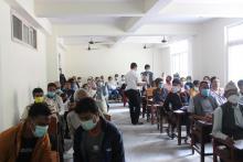 सार्वजनिक सुनुवाई कार्यक्रम झिमरुक गाउँपालिका